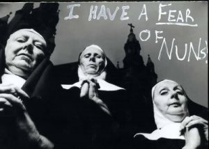 fear nuns
